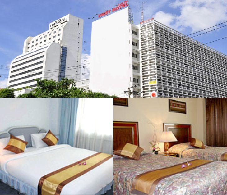 曼谷六個最猛的酒店,泰國人都知道!